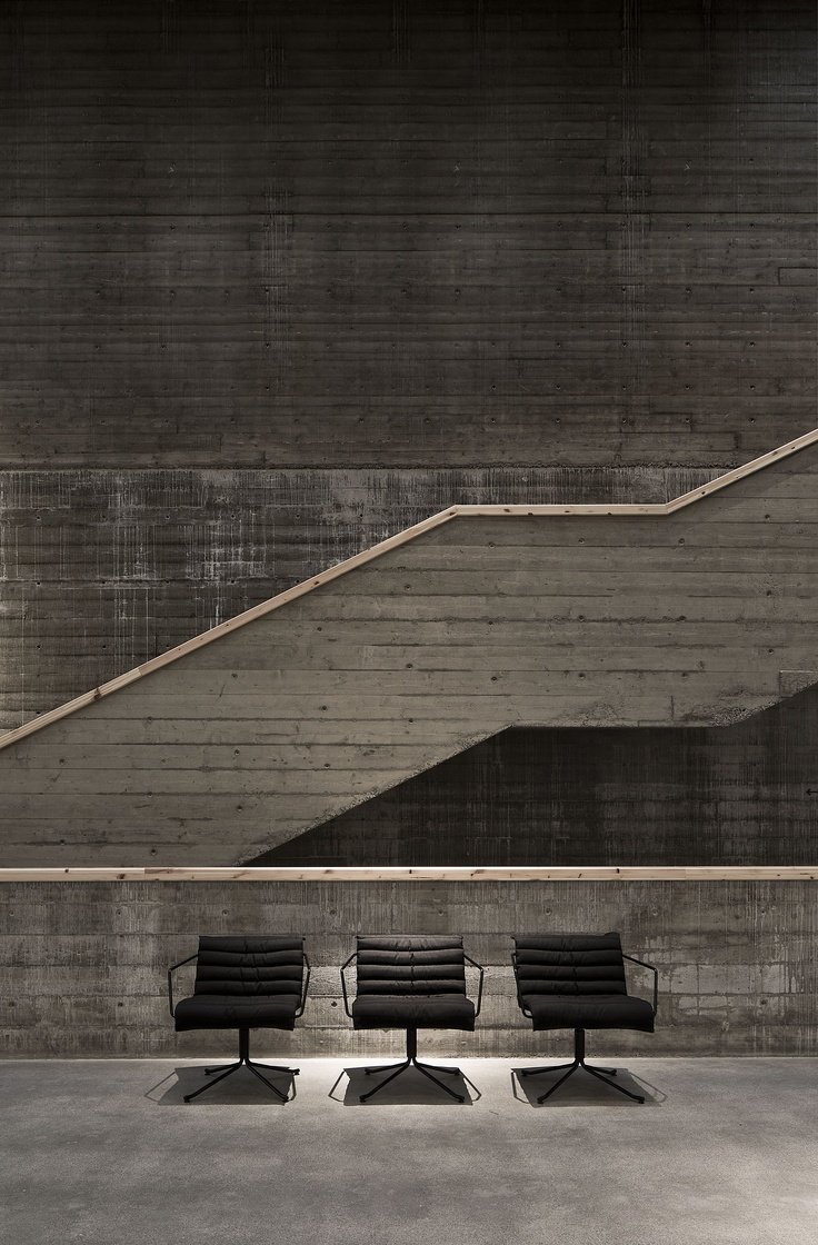Millibar Soft Lounge.  Design A. Sebton.