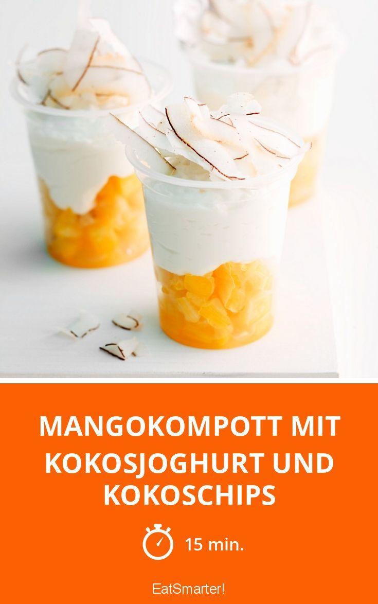 Ein Dessert mit Mango und Kokos gesucht?