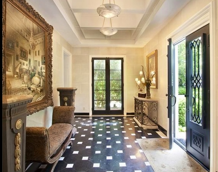 Beautiful foyers joy studio design gallery best design for Beautiful foyer pictures