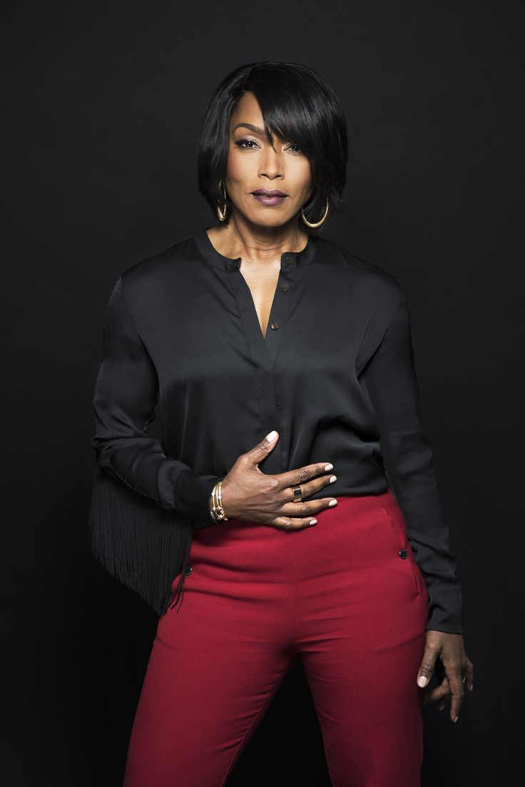 The Fabulous Angela Bassett is giving me so much life!