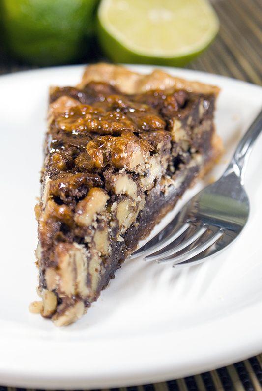 walnut pie bourbon coke bourbon chocolate chocolate pecan pies ...