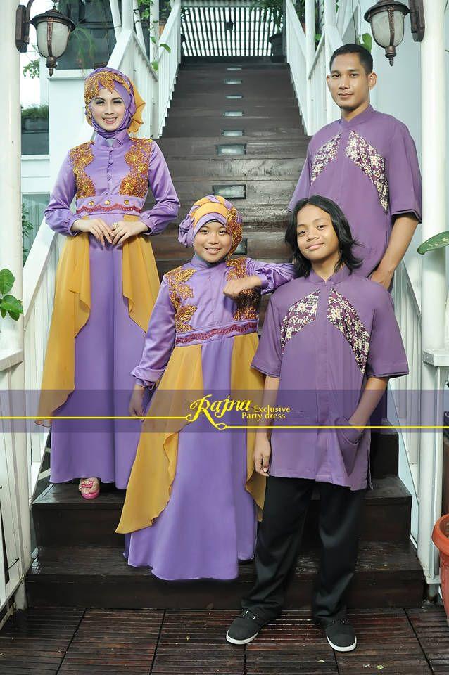 Sarimbit keluarga muslim purple yang cantik dan elegan >> http://gamispesta.net/gamis-pesta-rj-13-purple.html