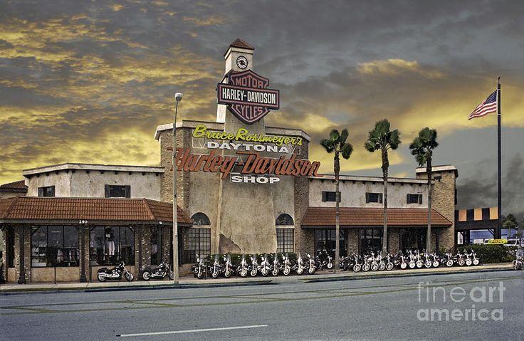 Daytona Harley Davidson - been there