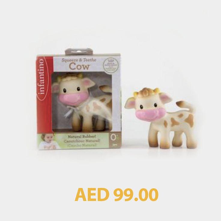 Infantino Gaga Squeeze & Teethe Monkey #kids #toys #games #toystore #kidstore #online #shopping #menakart #kidsactivityset