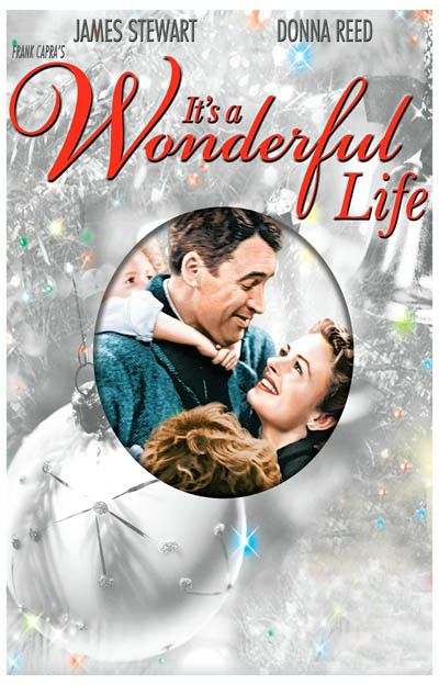 It's A Wonderful Life is still one of the best Christmas movies ever made! This poster is great all year round! Ships fast. 11x17 inches. Have a holly-jolly time and check out the rest of our selectio