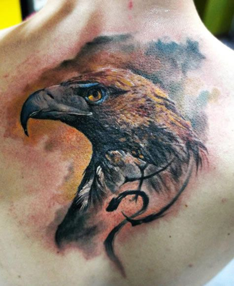 Tattoo Artist - Domantas Parvainis | Tattoo No. 5395