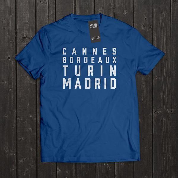 Zinedine Zidane - Legend Shirt by Love The Game