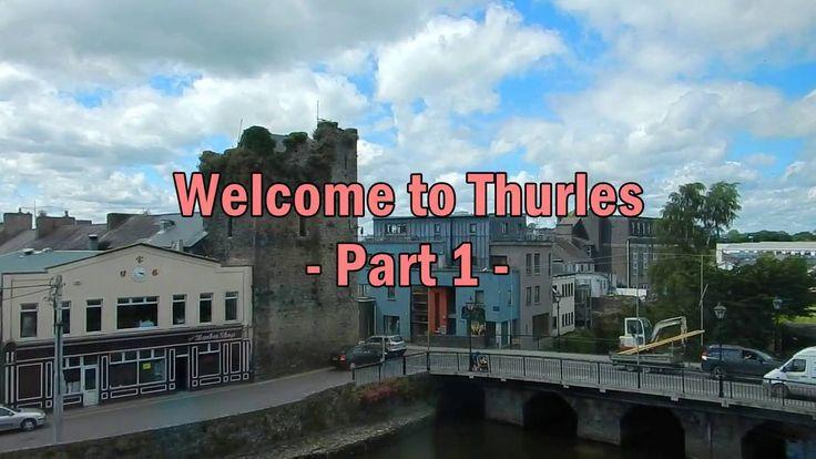 Video Welcome to Thurles - Part 1   Thurles:  Un programa de Inmersión con chicas y chicos irlandeses.Con talleres de teatro, ecología y medio natural.  Thurles es una ciudad vibrante y próspera que cuenta con una población de 7.700 habitantes. Está situada en el norte de Tipperary.  #WeLoveBS #inglés #idiomas #Irlanda #Ireland #Thurles