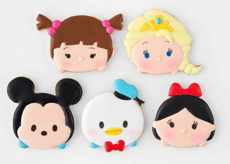 Mejores 56 Imágenes De Tsum Tsum Party En Pinterest: 17 Best Images About Disney, DreamWorks & Pixar Cakes
