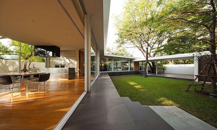 Residence in Bangkok by DBALP