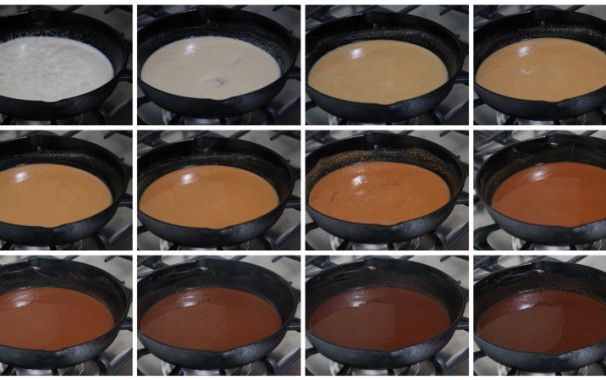 Make A Roux For Gravies And Sauces