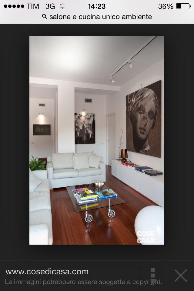 74 migliori immagini idee salone angolo cottura su pinterest - Verriere kamer ...