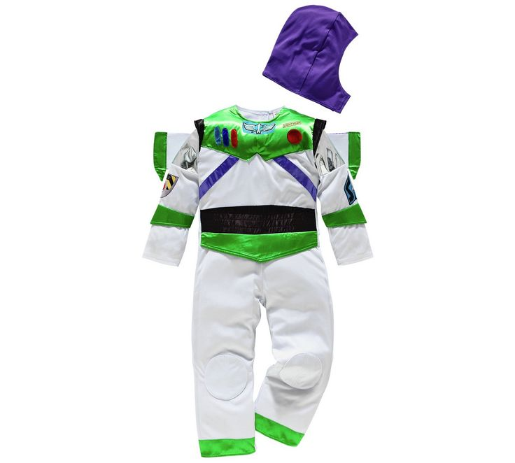 Buy Buzz Lightyear Fancy Dress Costume - 3-4 Years at Argos.co.uk, visit Argos.co.uk to shop online for Children's fancy dress costumes, Children's fancy dress, Role play, Toys