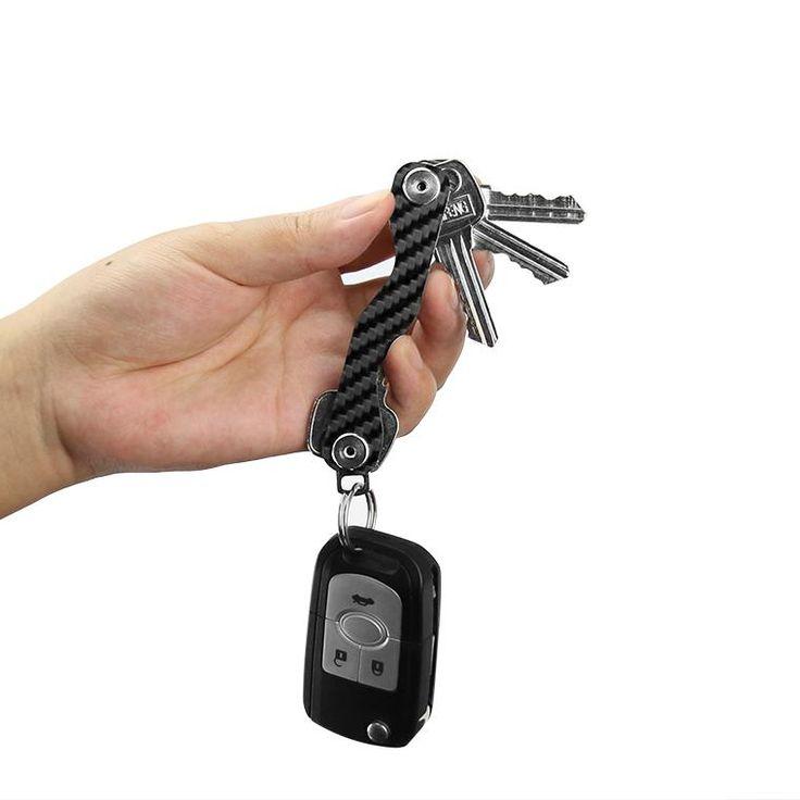 Key Holder -II- Carbon Fiber Sunglasses - Black Matte