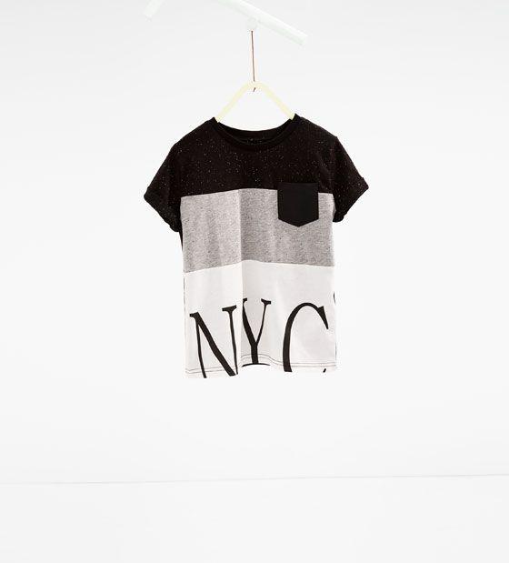 ZARA - KIDS - NYC T-shirt