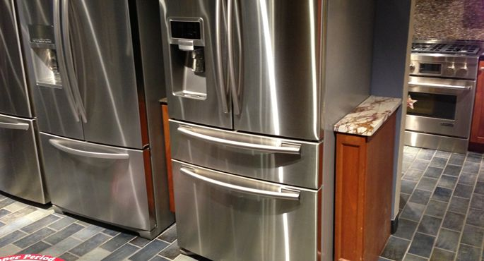 French Door Refrigerator Reviews Of Refrigerators With