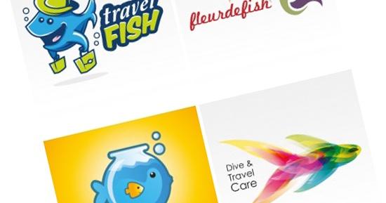 Un pesce come logo aziendale