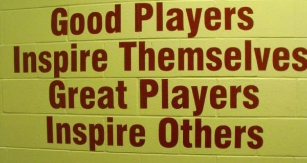 INSPIRATIONAL SPORTS QUOTES FOOTBALL PLAYERS image quotes at ...