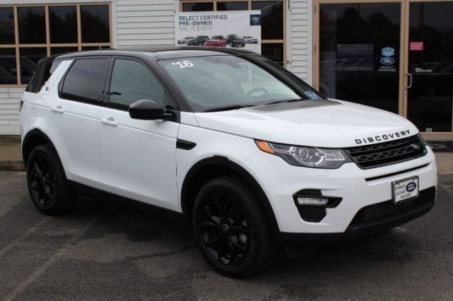 2016 Land Rover Discovery Sport HSE Milford CT 15002170