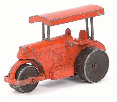 Lesney Aveling Barford road roller