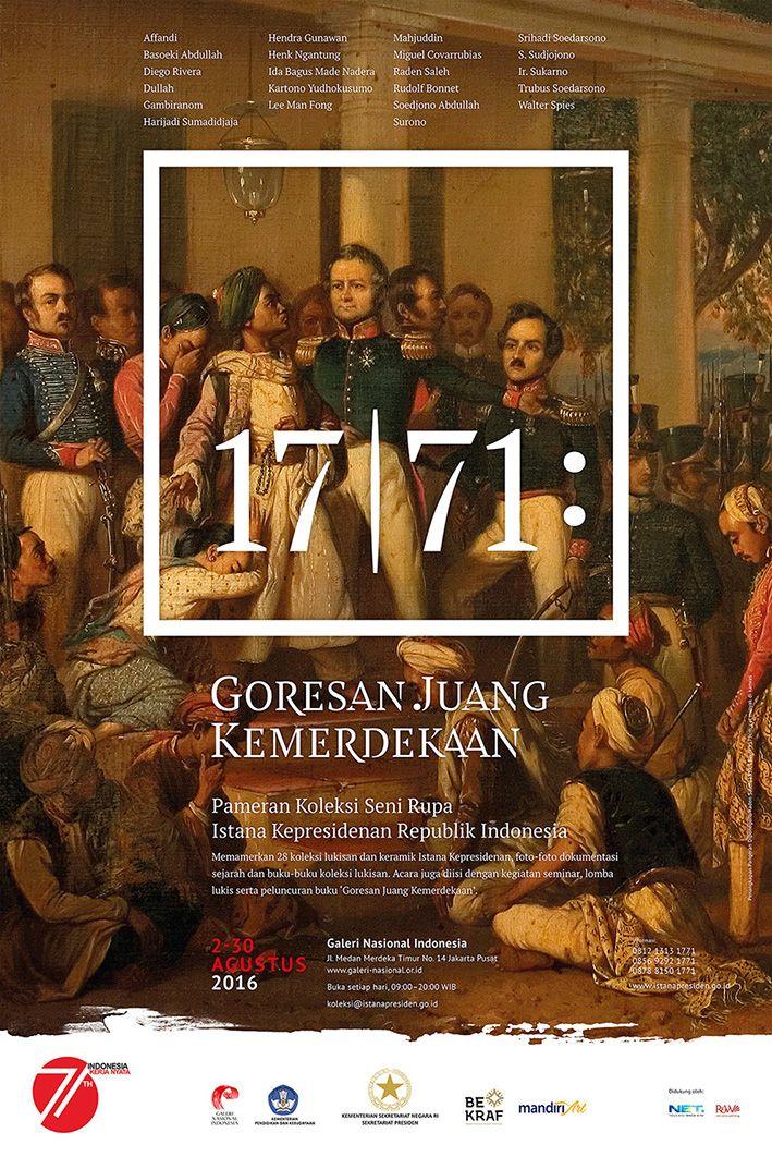 Ada Koleksi Buku Langka di Pameran Koleksi Karya Seni Istana Kepresidenan