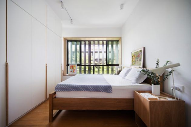 10 Bedroom Designs That Will Leave You Longing For A Clutterless Interior Design Your Bedroom Bedroom Design Small Bedroom Designs