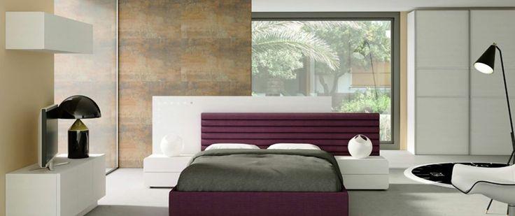 ENRICO bed   www.gamamobel.com Gamamobel