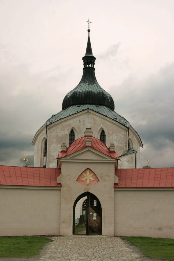St. John of Nepomuk (Zelena Hora, Czech Republic )