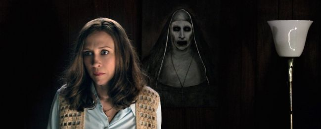 The Conjuring 3 In The Works At New Line  Another Conjuring is on the way. New Line Cinema is moving ahead with a third installment and David Leslie Johnson, writer of the second film, has been tapped to work on the new script. James Wan, director of the first two films, is back on as producer but won't be directing this... - http://www.reeltalkinc.com/conjuring-3-works-new-line/