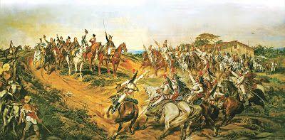HISTÓRIA POR IMAGEM: O GRITO DO IPIRANGA: A independência criada por Pedro…
