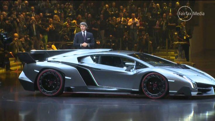 Lamborghini Veneno $4.5 million supercar | Performance | Drive.com.au, via YouTube.