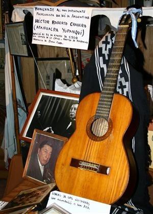 El enigma de la guitarra criolla