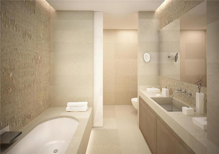 Modern Bathroom Beige