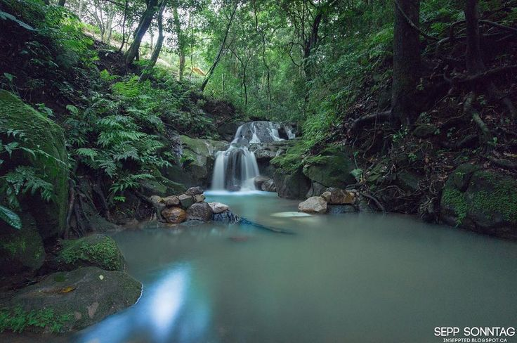 """After my crazy trip to Bajos del Toro I wanted a couple of days of recovery. So I started exploring the area around the """"University for Peace"""" and found those little falls  Settings: 124""""   F9   ISO 100   LEE BIG STOPPER   . . . . . #costarica #upeace #ciudadcolon #adventure #trip #tourist #vacation #travel photography #instatravel #traveltheworld  #vancouverphotographer #germanroamers #spon_reise  #explore #germanroamers  #zapperturephoto #traveltheworld #longexposure #longexpolite…"""