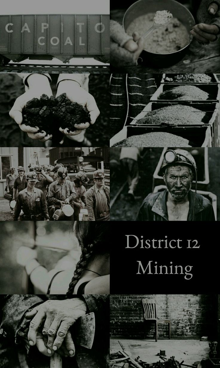 The Hunger Games Aesthetics: District 12