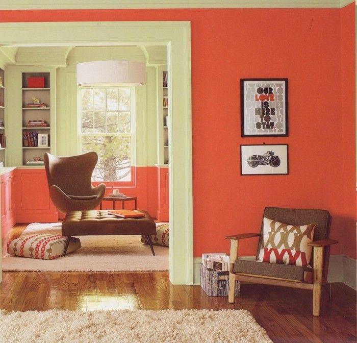 Altrosa Als Wandfarbe Frische Farbgestaltung: Neue Trends Und Frische Muster Entdecken