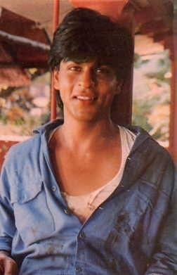 .Shah Rukh Khan  - Kabhi Haan Kabhi Naa (1993)