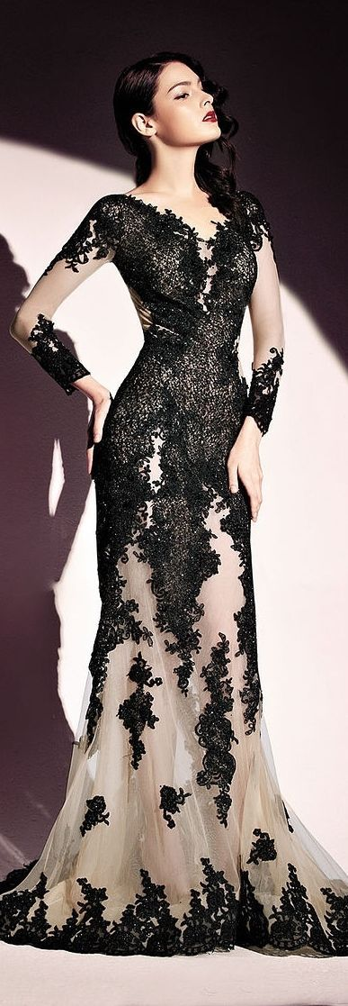 High Fashion Couture 2014 | Dany Tabet Couture S/S 2014