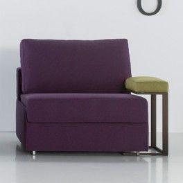 Sofá cama individual Módulo. Goher