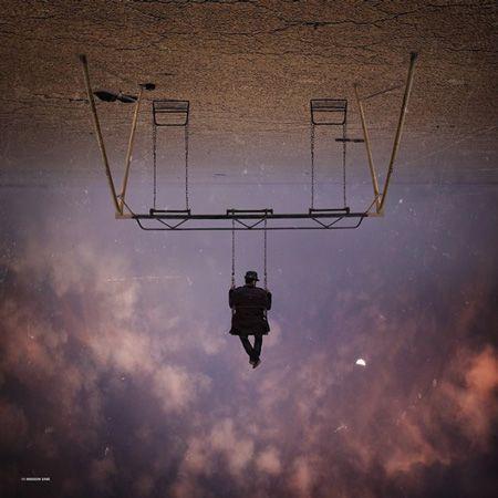 Hossein Zare creates surreal worlds by taking his photos and photoshopping it into something awesome. Via Fubiz.