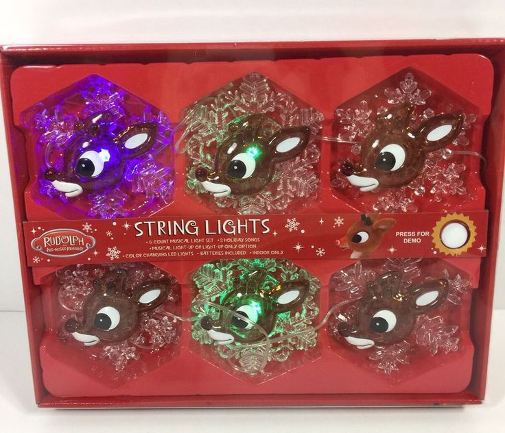 25+ Best Ideas about Rudolph Red Nose on Pinterest Rudolph red nosed reindeer, Rudolph the red ...