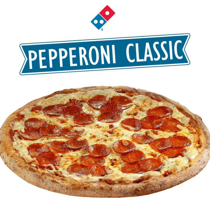 Pizza Pepperoni Classic