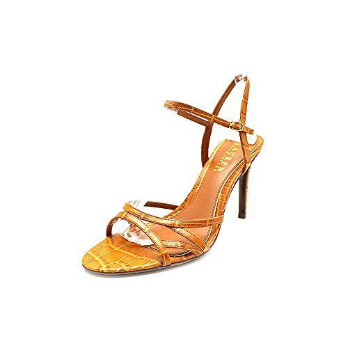 Lauren  Ralph  Lauren  womens  sammy  dress  sandalpolo  tan
