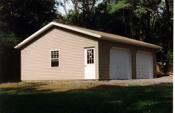 Best 25 two car garage ideas on pinterest garage with for 2 car garage with apartment kits