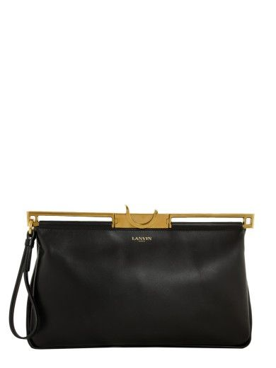 Lanvin CLUTCHES. Shop on Italist.com