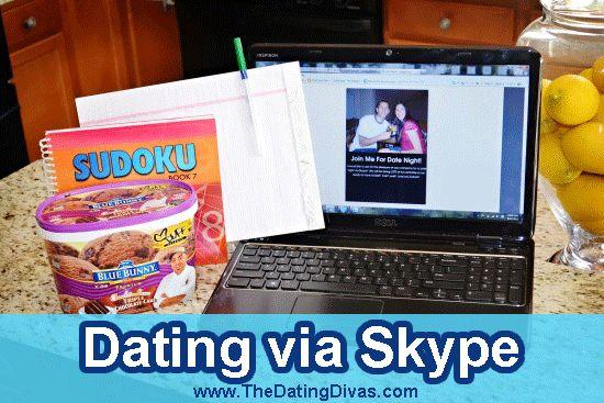 Skype date ideas