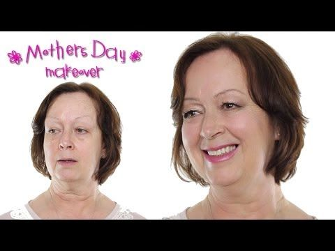 Mother's Day MakeUp Tutorial / MakeUp For More Mature Skin - YouTube