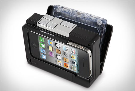 Great idea! Convert your cassettes into mp3s right on your iPhone! @RTown_Vancouver