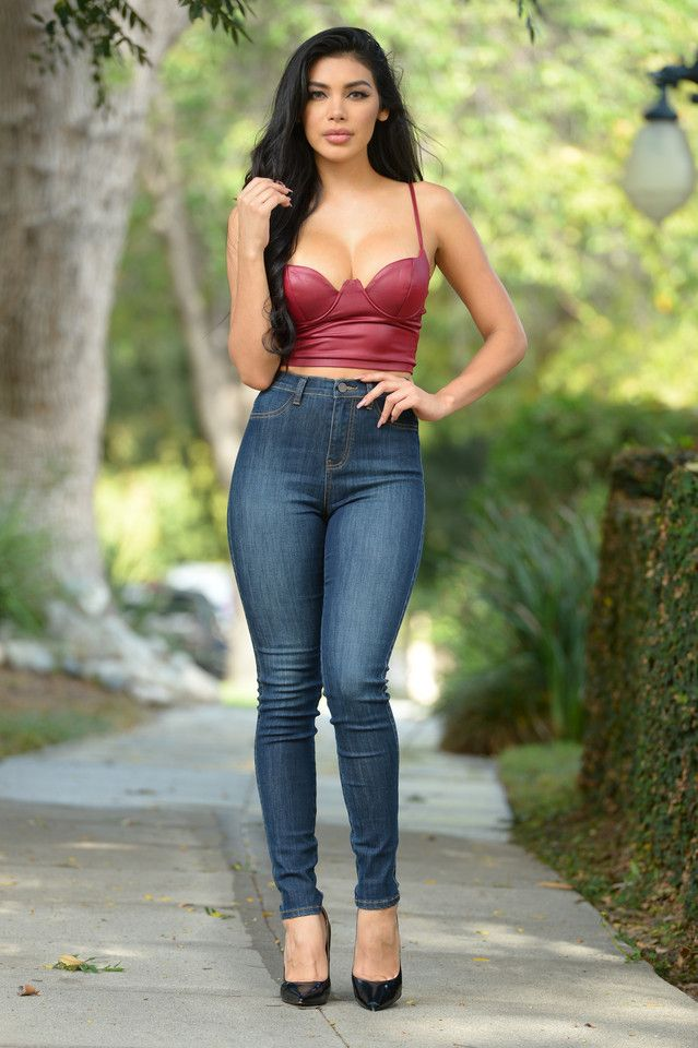 Tall Sexy Jeans For Women 105