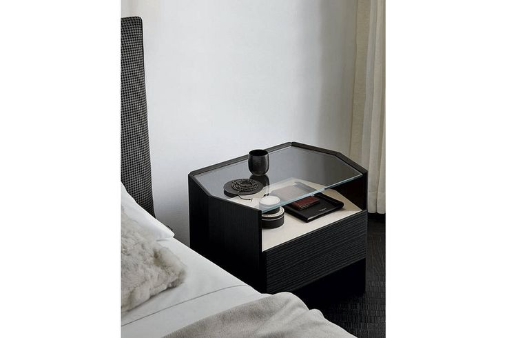 Gio Bedside Table by Rodolfo Dordoni for Poliform | Poliform Australia